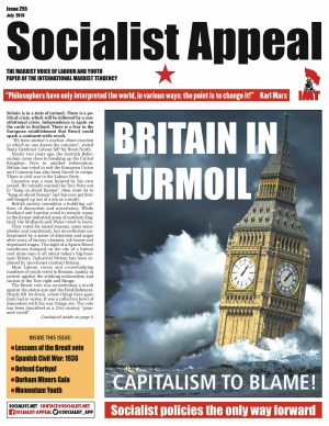Socialist Appeal Issue 255 Low res