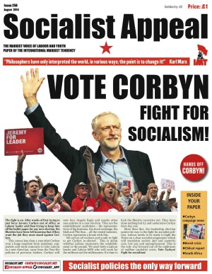 Socialist Appeal Issue 256 lowres