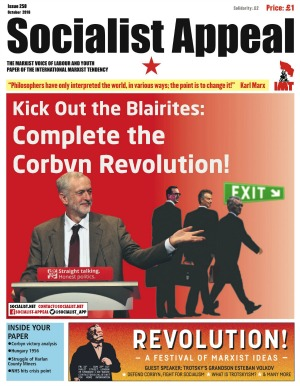 Socialist Appeal Issue 258