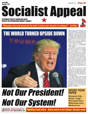 Socialist Appeal Issue 260 Page 01