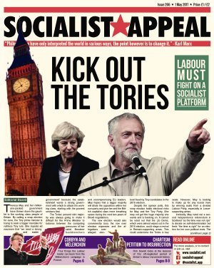 Socialist Appeal Issue 266 page 0
