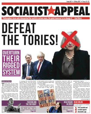 Socialist Appeal Issue 267