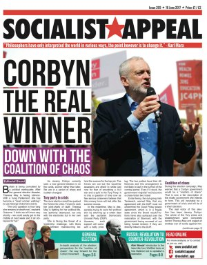 Socialist Appeal Issue 269