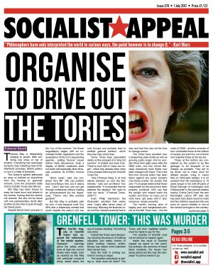 Socialist Appeal Issue 270