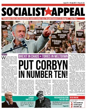 Socialist Appeal Issue 271