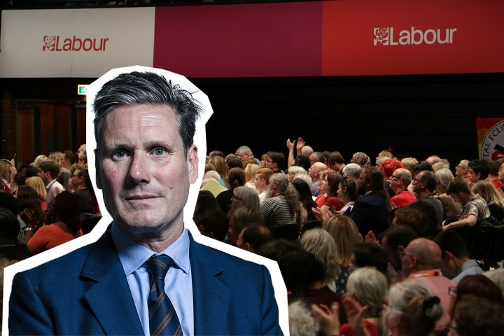 Starmer recall conference