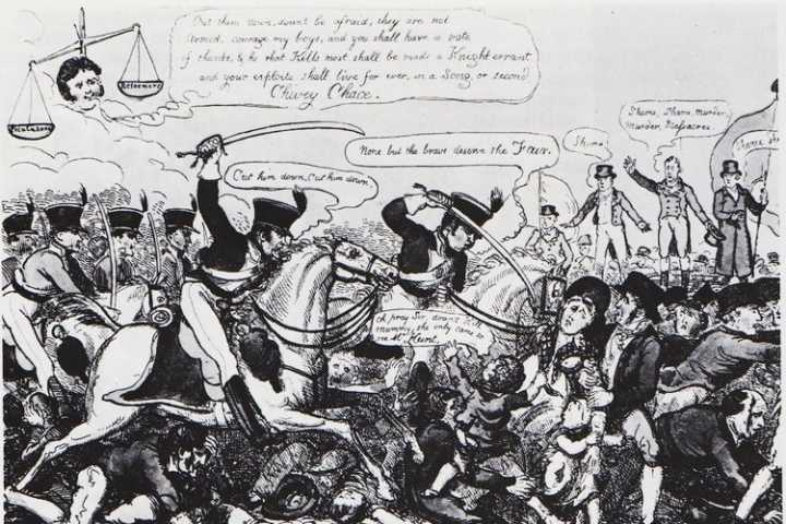 200 years on: The lessons of Peterloo