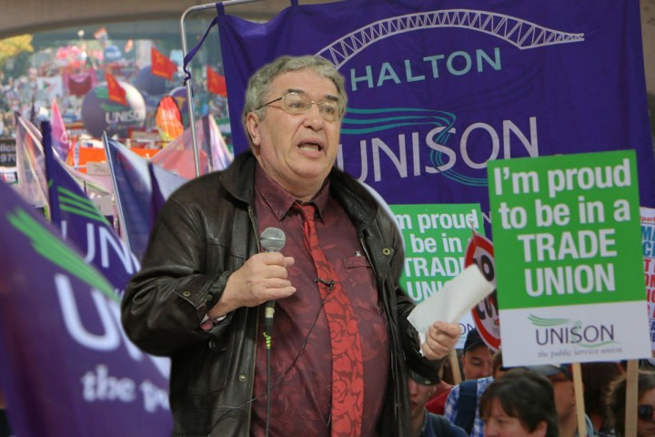 Paul Holmes Unison banners