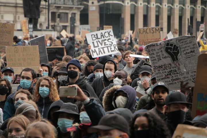 Capitalism is racist: Black Lives Matter in Britain
