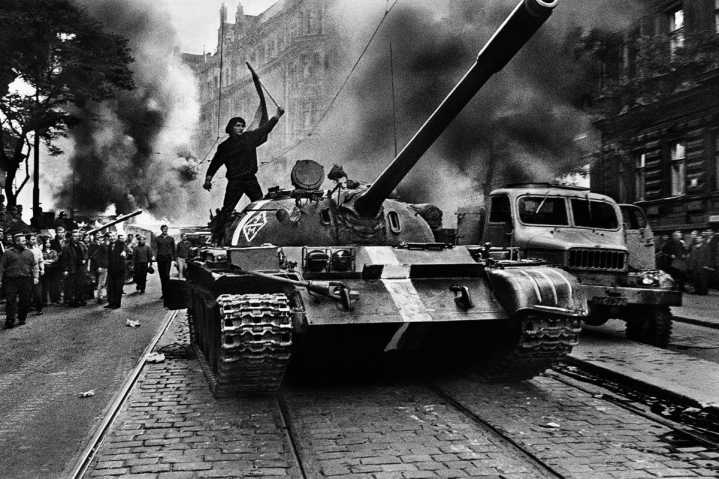 The Prague Spring: a rebellion against Stalinism