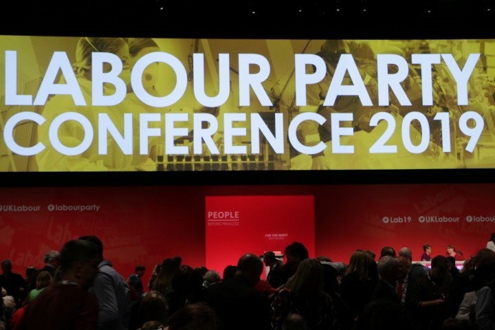 labour party conference 2019 cropped