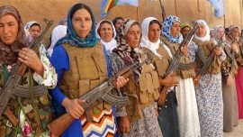 kurdishwomenfighters