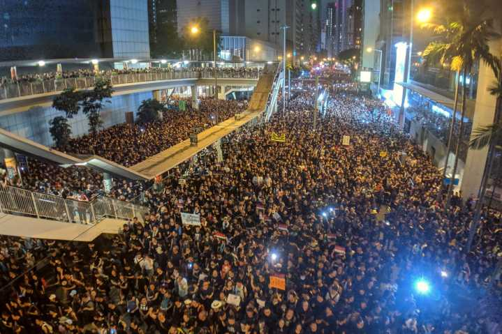 Hong Kong protests: What do they represent?