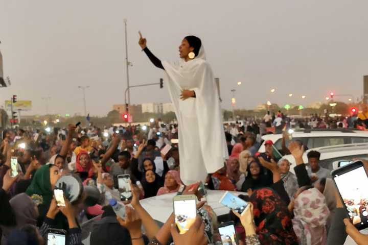 Revolution and counter-revolution in Sudan