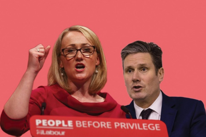 long bailey vs starmer
