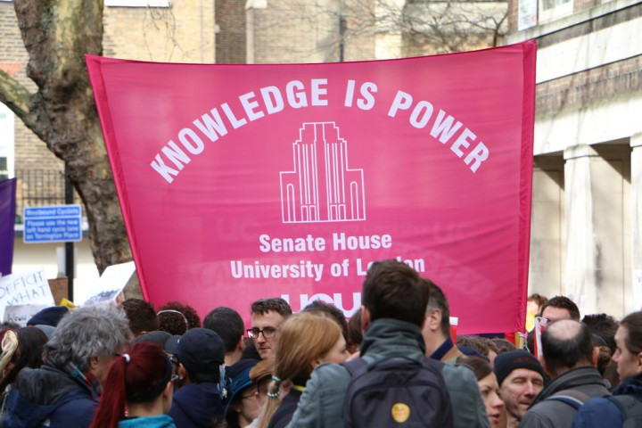 UCU knowledge is power