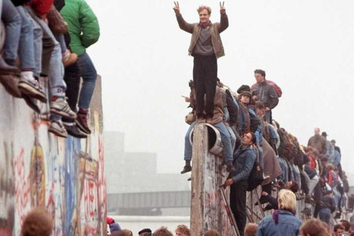 30 years on: The fall of the Berlin Wall and the collapse of Stalinism