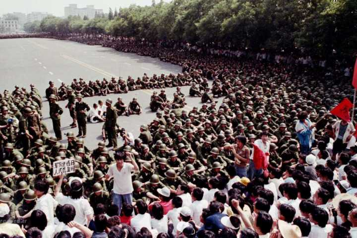 China: from revolution to Tiananmen