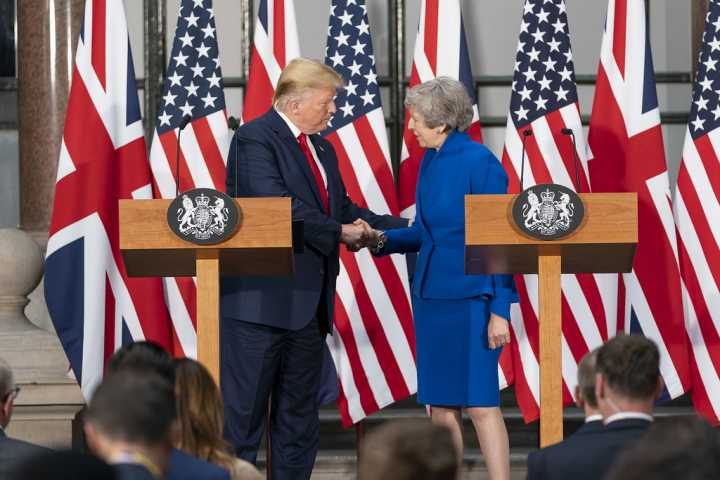 Trump, Brexit, and the 'special relationship'