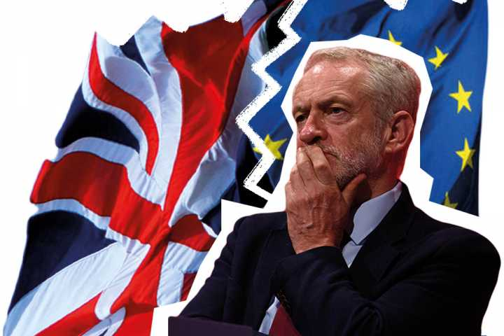 The Brexit crisis and Labour's civil war