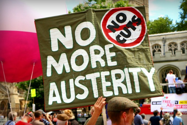 NoToAusterity