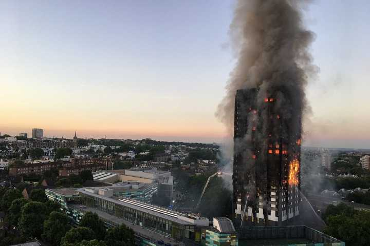 IMTV: Grenfell, one year on - still no justice