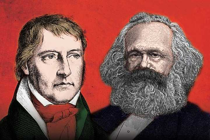 Dialectics: from Hegel to Marx