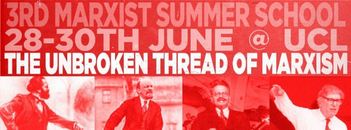 3rd marxist summer school -2