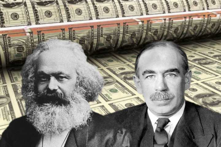 Marxism, Keynesianism, and Modern Monetary Theory
