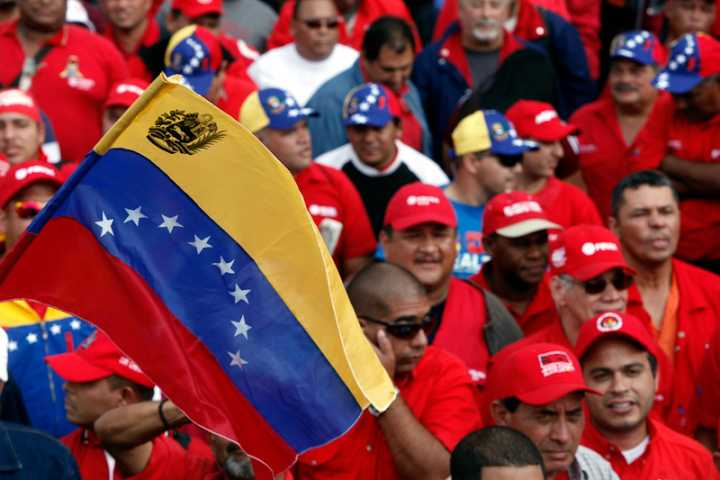 IMTV: Venezuela - between imperialist aggression and economic crisis