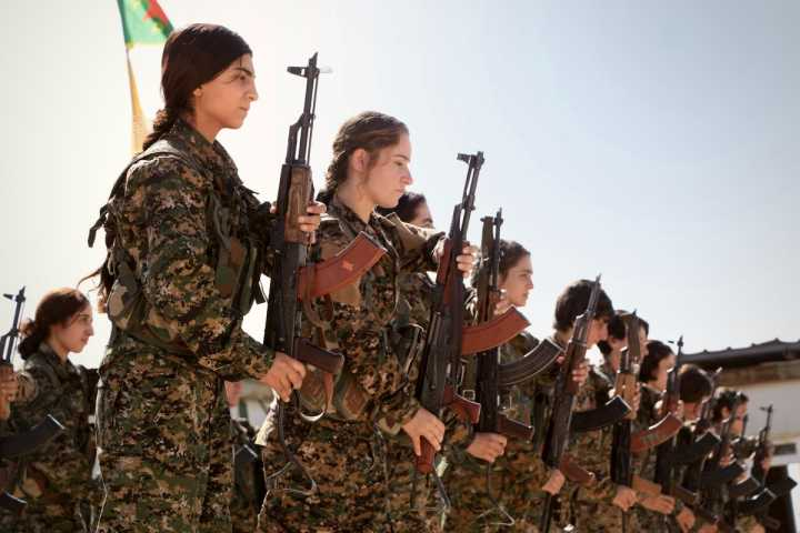 Syria, Turkey, and the oppression of the Kurds