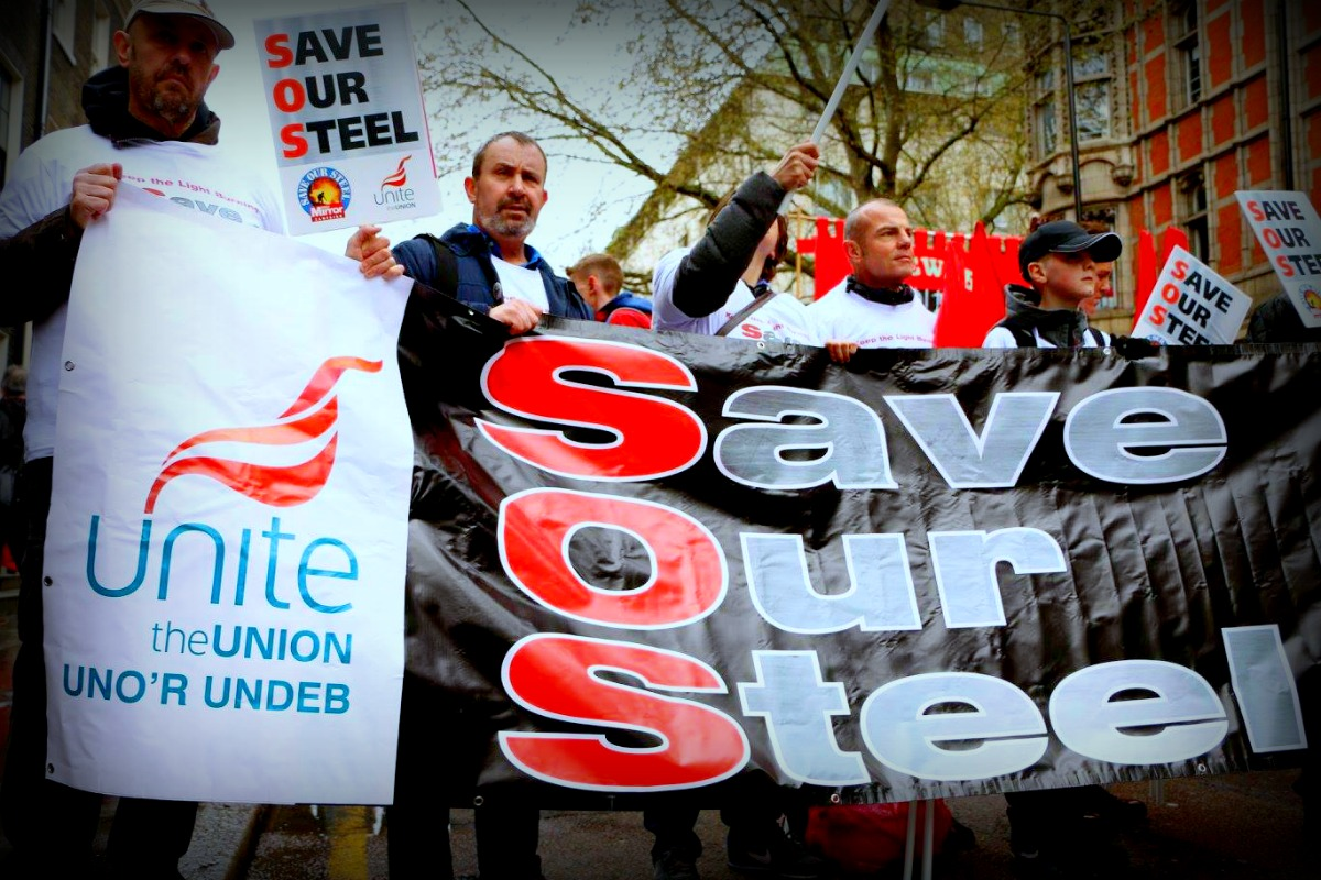 SaveOurSteelDemo