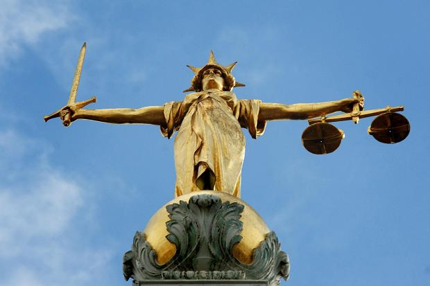 Lady Justice The Old Bailey