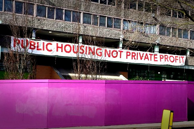 Southwark Defend Council Housing