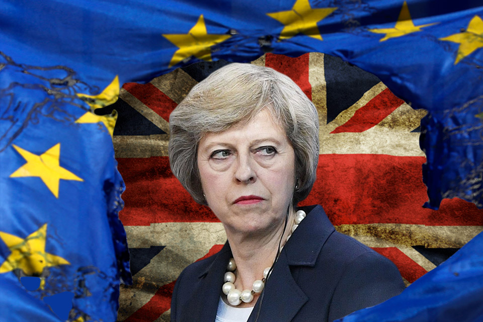 Theresa May Brexit