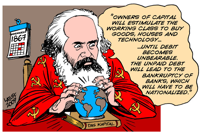 Marxist economics and the crisis of capitalism