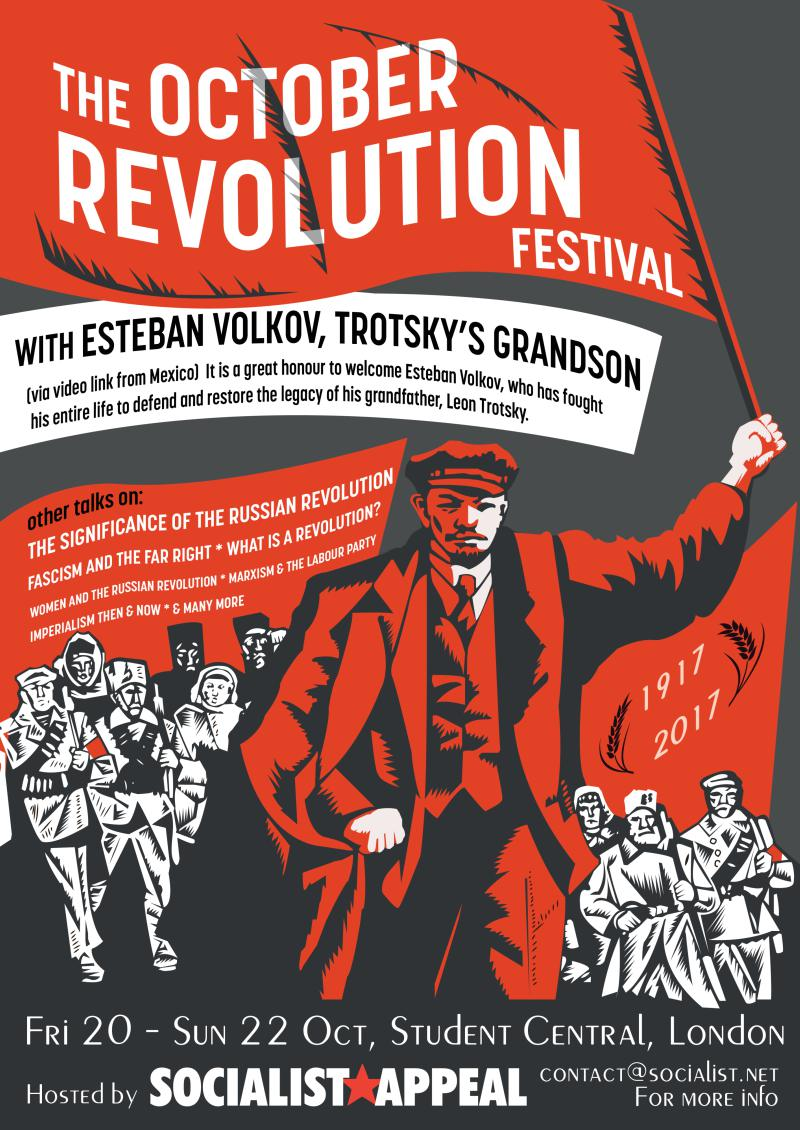 OctoberRevolution2017 portrait