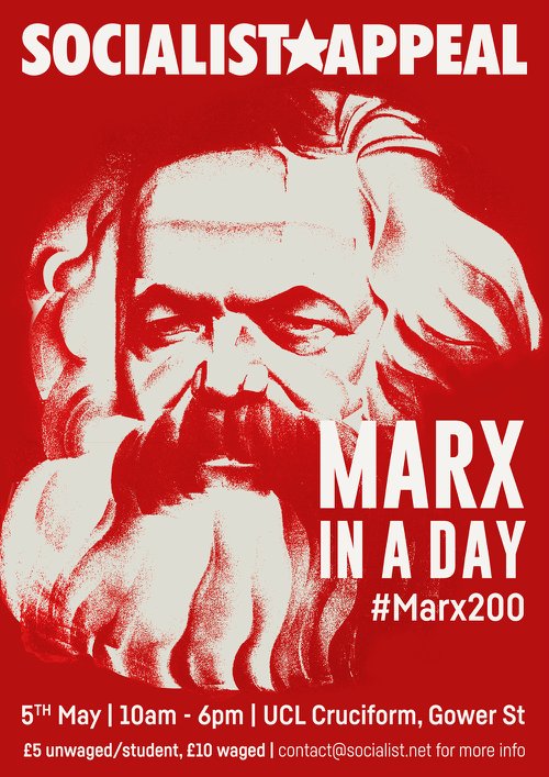 Marx in a Day poster