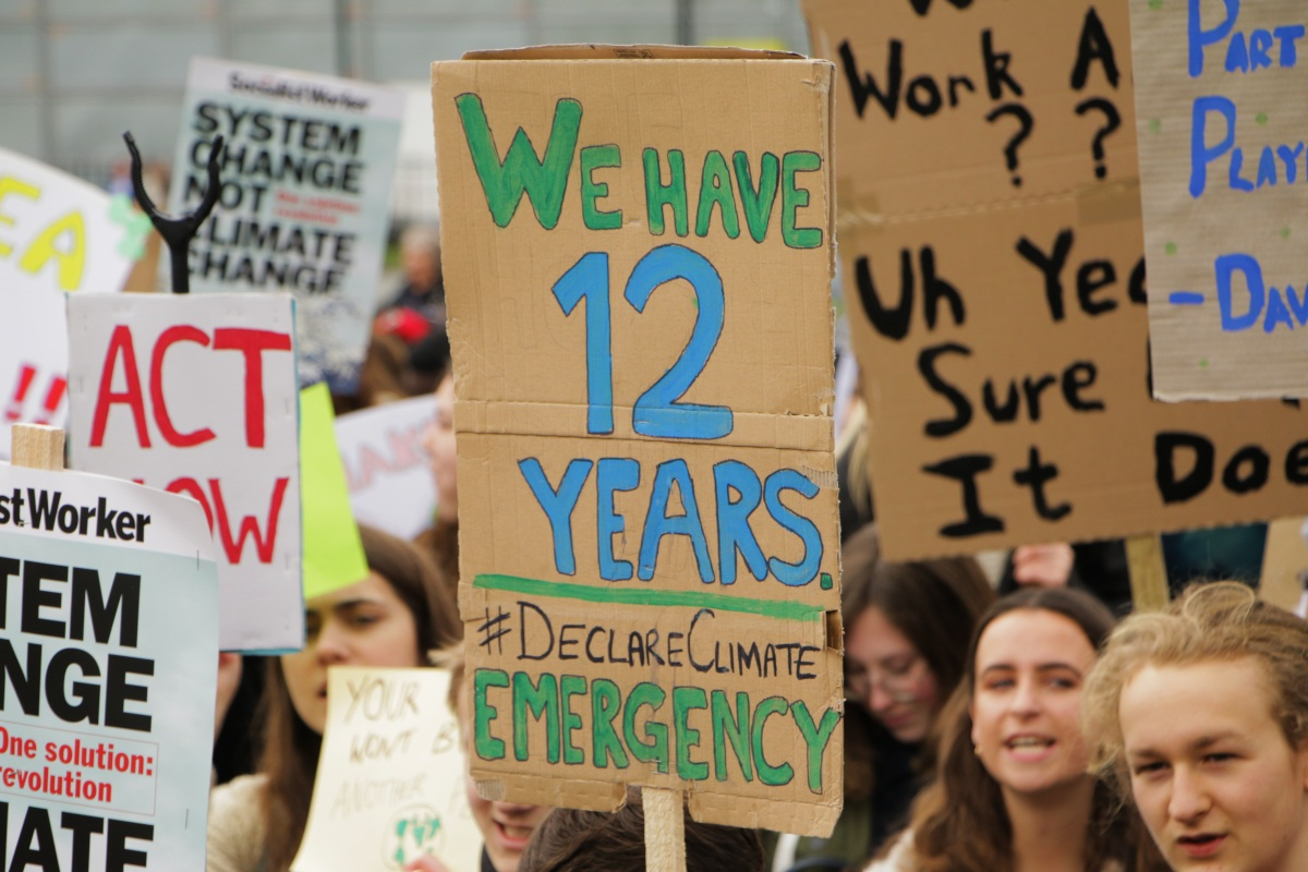 Climate strike April 2019 2