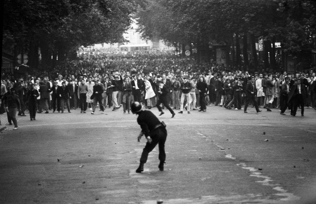 Paris May 1968