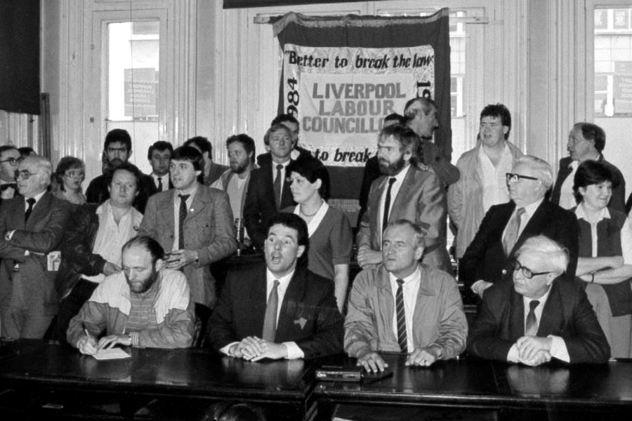 Liverpool in the 1980s - how to fight the cuts