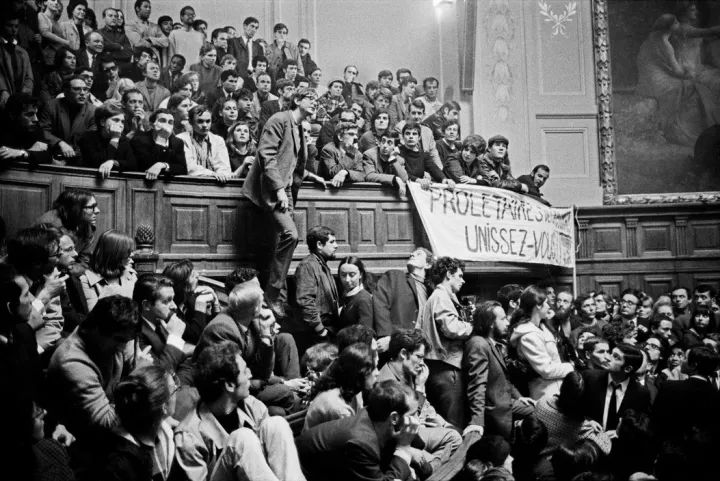 1968: A year of revolution
