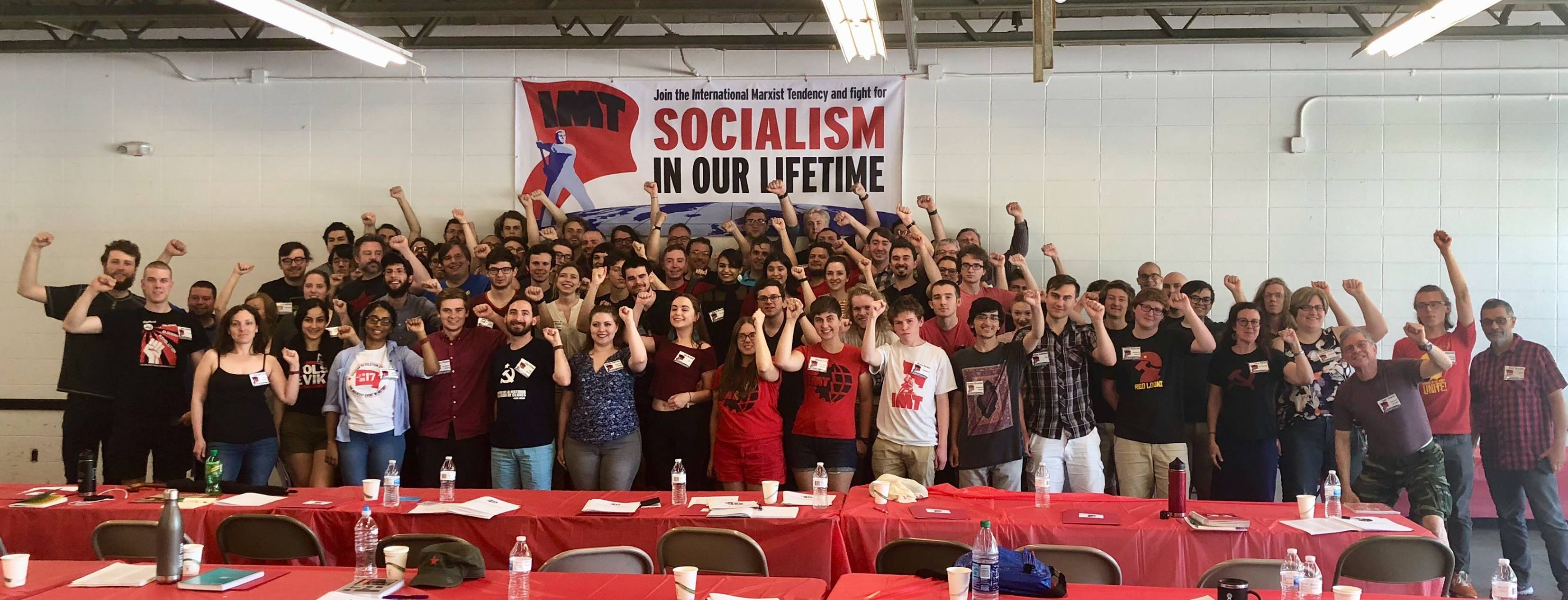 USA IMT socialism in our lifetime