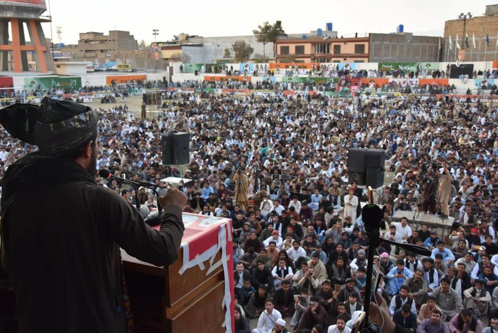 The Pashtun movement and abductions in Pakistan