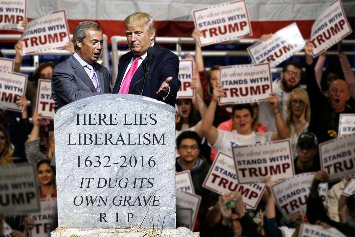 The crisis of liberalism