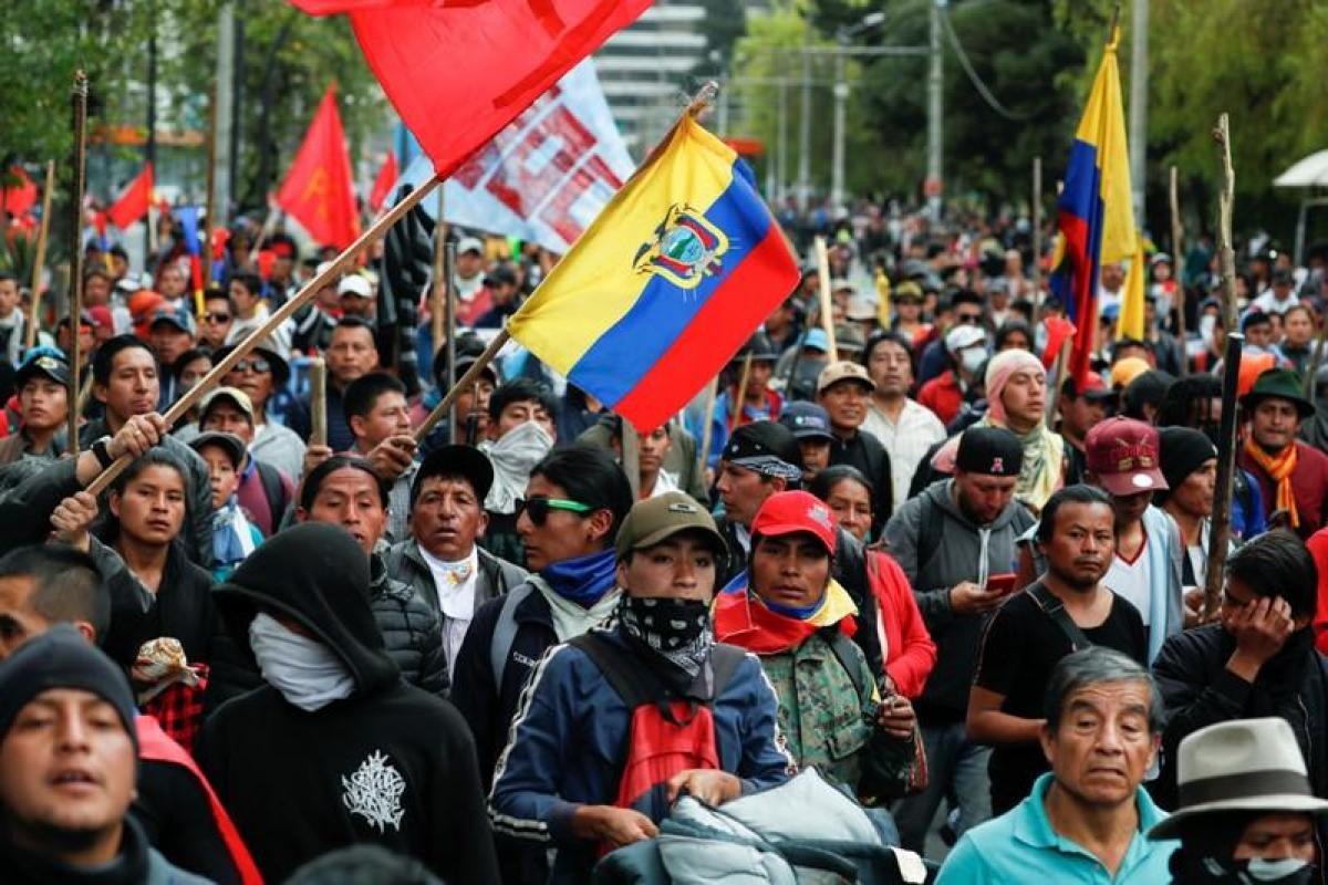 Revolution in Latin America: Chile, Ecuador, and Haiti