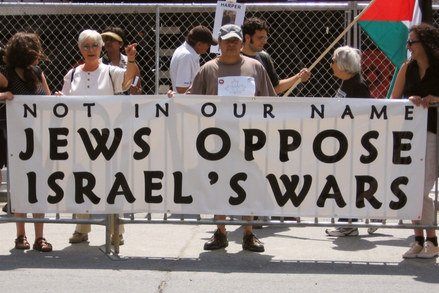 Not in our name Jews Oppose Israels Wars