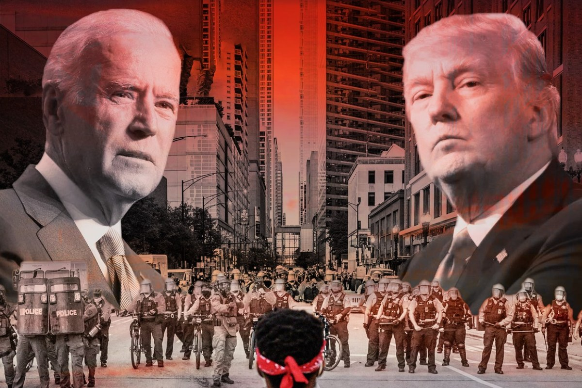 Trump, Biden, and the class divide in the USA