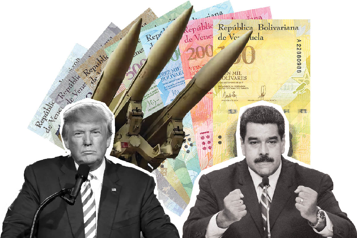 Hands Off Venezuela! Oppose the imperialist coup!