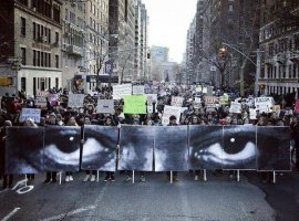 garner protest new york